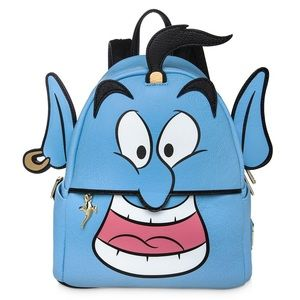 Loungefly Disney Parks Aladdin's Genie Backpack
